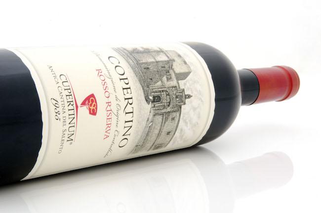 Cupertinum Salento Vino Rosso Riserva