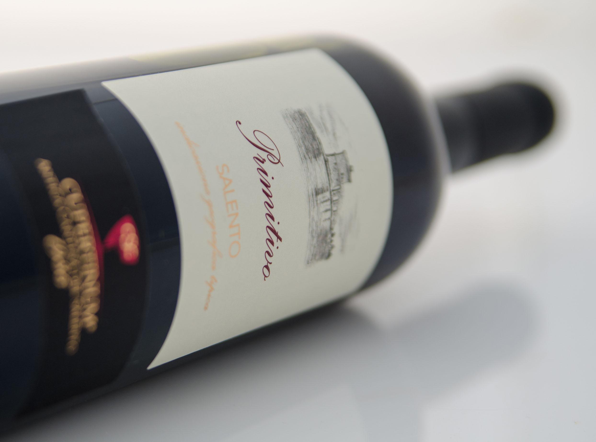 Vino Primitivo del Salento rosso