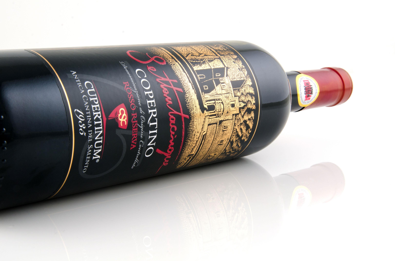 Vino Rosso Salento Settantacinque Riserva